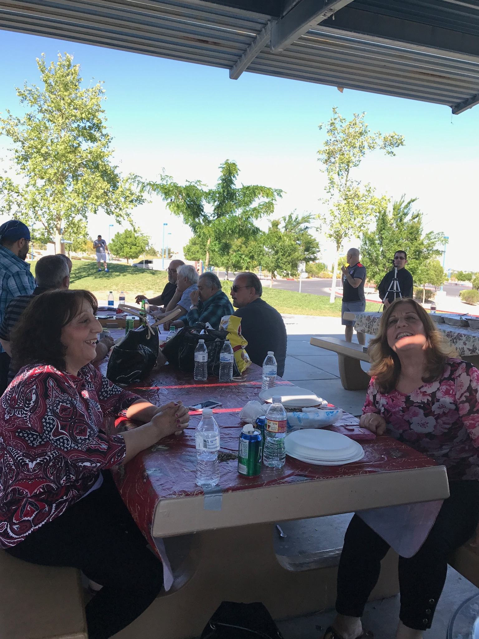 Pictures from the church picnic on Sunday, 04/30 | St